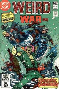Cover for Weird War Tales (DC, 1971 series) #97