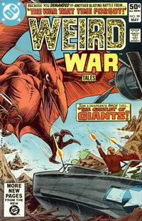 Cover Thumbnail for Weird War Tales (DC, 1971 series) #99