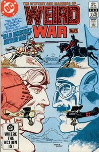 Cover Thumbnail for Weird War Tales (DC, 1971 series) #124 [Direct]