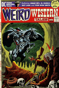 Cover Thumbnail for Weird Western Tales (DC, 1972 series) #12