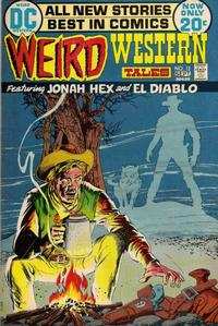 Cover Thumbnail for Weird Western Tales (DC, 1972 series) #13
