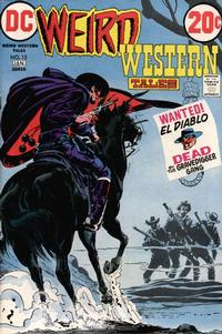Cover Thumbnail for Weird Western Tales (DC, 1972 series) #15