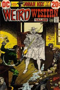 Cover Thumbnail for Weird Western Tales (DC, 1972 series) #16
