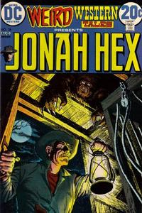 Cover Thumbnail for Weird Western Tales (DC, 1972 series) #18