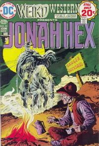 Cover Thumbnail for Weird Western Tales (DC, 1972 series) #25