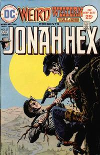 Cover Thumbnail for Weird Western Tales (DC, 1972 series) #27