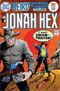 Cover Thumbnail for Weird Western Tales (DC, 1972 series) #29