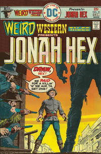Cover Thumbnail for Weird Western Tales (DC, 1972 series) #31