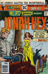 Cover Thumbnail for Weird Western Tales (DC, 1972 series) #35
