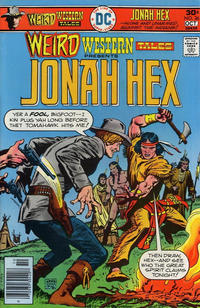 Cover Thumbnail for Weird Western Tales (DC, 1972 series) #36