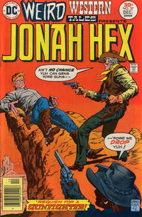 Cover Thumbnail for Weird Western Tales (DC, 1972 series) #37