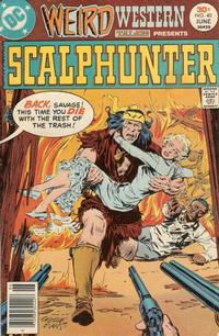 Cover Thumbnail for Weird Western Tales (DC, 1972 series) #40