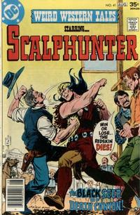 Cover Thumbnail for Weird Western Tales (DC, 1972 series) #41