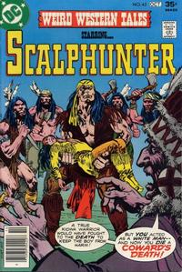 Cover Thumbnail for Weird Western Tales (DC, 1972 series) #42