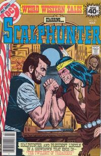Cover Thumbnail for Weird Western Tales (DC, 1972 series) #53