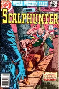 Cover Thumbnail for Weird Western Tales (DC, 1972 series) #54