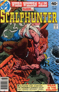 Cover Thumbnail for Weird Western Tales (DC, 1972 series) #56