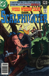 Cover Thumbnail for Weird Western Tales (DC, 1972 series) #57