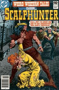 Cover Thumbnail for Weird Western Tales (DC, 1972 series) #60