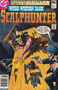 Cover Thumbnail for Weird Western Tales (DC, 1972 series) #61