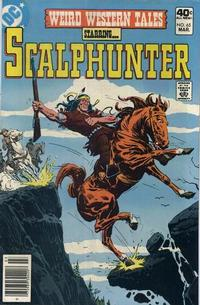 Cover Thumbnail for Weird Western Tales (DC, 1972 series) #65