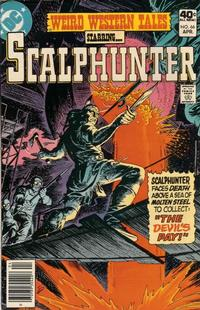 Cover Thumbnail for Weird Western Tales (DC, 1972 series) #66