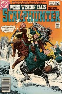 Cover Thumbnail for Weird Western Tales (DC, 1972 series) #69