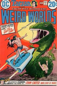 Cover Thumbnail for Weird Worlds (DC, 1972 series) #2