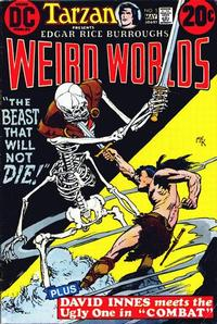 Cover Thumbnail for Weird Worlds (DC, 1972 series) #5