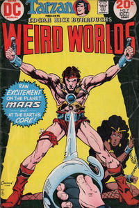 Cover Thumbnail for Weird Worlds (DC, 1972 series) #7
