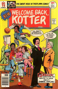 Cover Thumbnail for Welcome Back, Kotter (DC, 1976 series) #1
