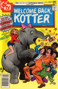 Cover Thumbnail for Welcome Back, Kotter (DC, 1976 series) #6