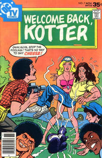 Cover Thumbnail for Welcome Back, Kotter (DC, 1976 series) #7