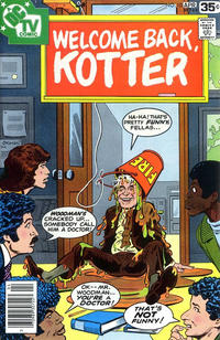 Cover for Welcome Back, Kotter (DC, 1976 series) #10