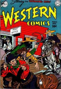 Cover Thumbnail for Western Comics (DC, 1948 series) #2