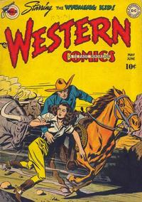 Cover Thumbnail for Western Comics (DC, 1948 series) #3