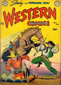 Cover Thumbnail for Western Comics (DC, 1948 series) #8