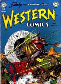 Cover Thumbnail for Western Comics (DC, 1948 series) #11