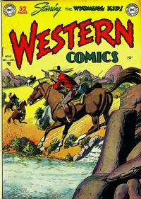 Cover Thumbnail for Western Comics (DC, 1948 series) #12