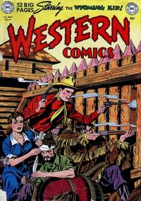 Cover Thumbnail for Western Comics (DC, 1948 series) #14