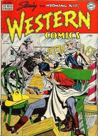 Cover Thumbnail for Western Comics (DC, 1948 series) #15