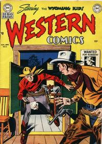 Cover Thumbnail for Western Comics (DC, 1948 series) #16