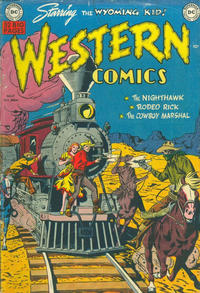 Cover Thumbnail for Western Comics (DC, 1948 series) #17