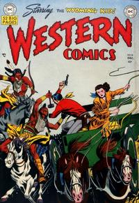 Cover Thumbnail for Western Comics (DC, 1948 series) #18