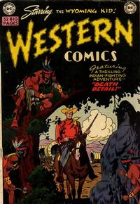 Cover Thumbnail for Western Comics (DC, 1948 series) #19