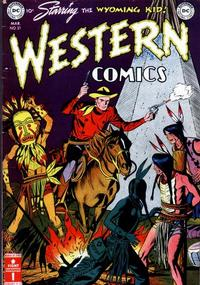 Cover Thumbnail for Western Comics (DC, 1948 series) #21