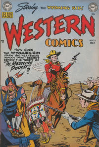 Cover Thumbnail for Western Comics (DC, 1948 series) #23