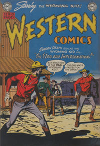 Cover Thumbnail for Western Comics (DC, 1948 series) #24