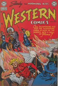 Cover Thumbnail for Western Comics (DC, 1948 series) #25