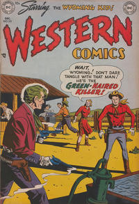 Cover Thumbnail for Western Comics (DC, 1948 series) #30